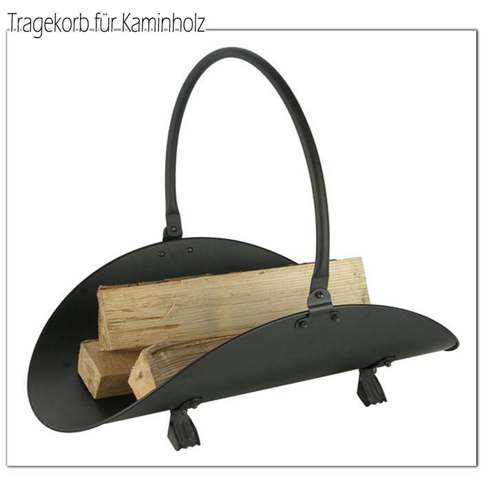 kaminholzkorb tragekorb kaminholzschale holzkorb kaminkorb. Black Bedroom Furniture Sets. Home Design Ideas