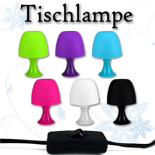 Tischlampe nachttischlampe lampe nachttischleuchte for Lampen 4 you