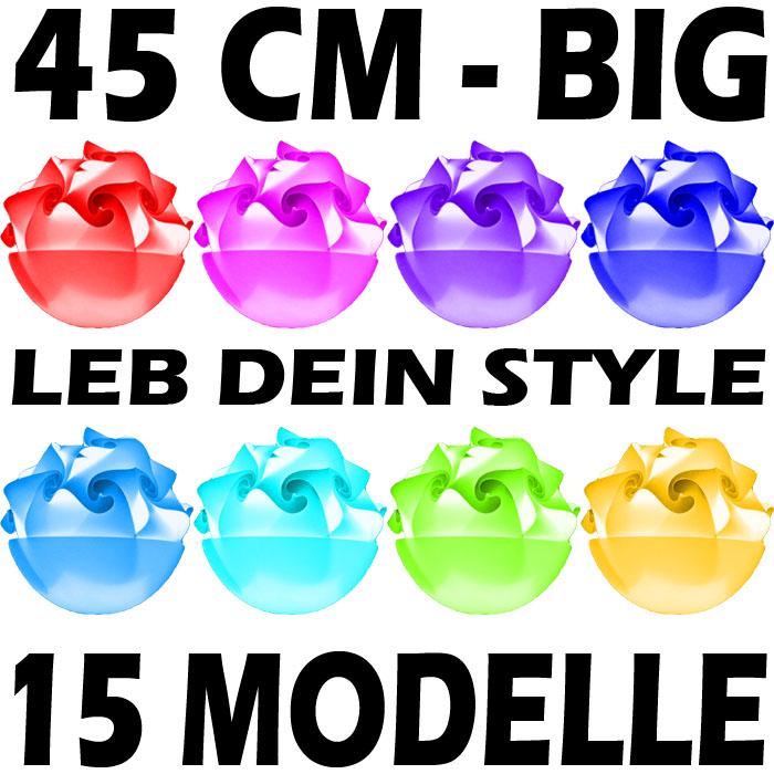 Luxus puzzel designer 45cm lampe deckenlampe h ngelampe for Lampen 4 you
