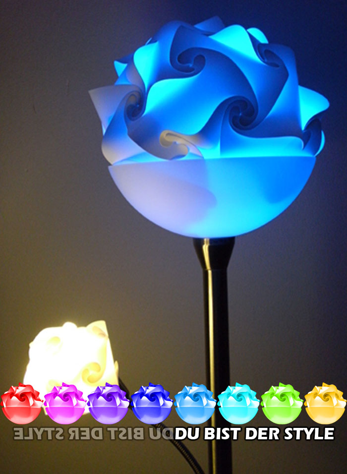 Luxus puzzle lampe designerlampe deckenlampe h ngelampe for Lampen 4 you