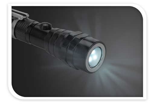 teleskop lampe taschenlampe teleskoplampe 3 led magnetisch 57 cm kopf biegsam ebay. Black Bedroom Furniture Sets. Home Design Ideas