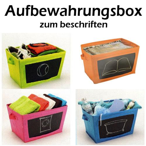 aufbewahrungsbox zum beschriften faltbox faltkorb faltkiste kiste box. Black Bedroom Furniture Sets. Home Design Ideas