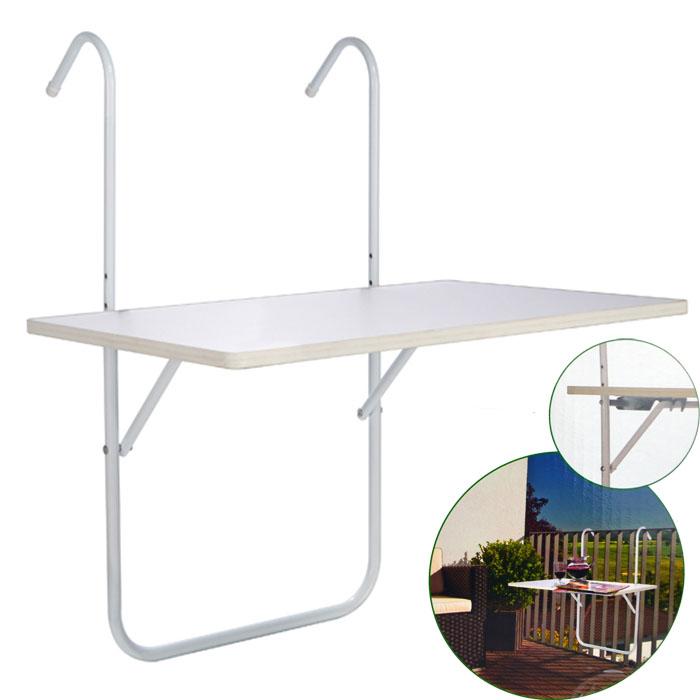 Balkontisch 60x39 5cm Tisch Beistelltisch Campingtisch