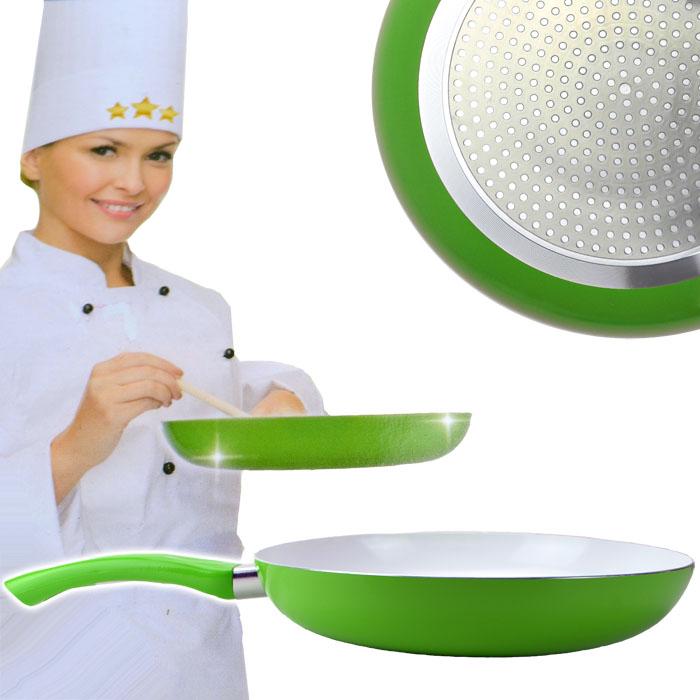 2 fach keramik bratpfanne keramikpfanne pfanne induktionspfanne grill. Black Bedroom Furniture Sets. Home Design Ideas