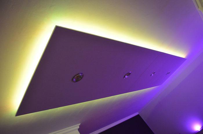 Mega xxl deckenlampe led beleuchtung cm