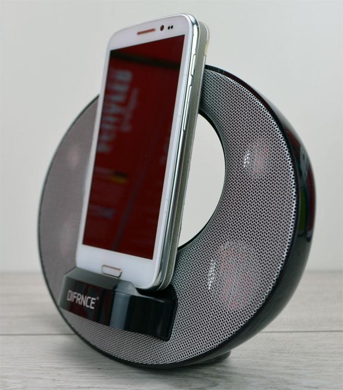 lautsprecher f r handys speaker sound box boxen musikboxen