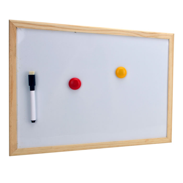whiteboard 30 x 40 cm magnettafel wandtafel memoboard. Black Bedroom Furniture Sets. Home Design Ideas