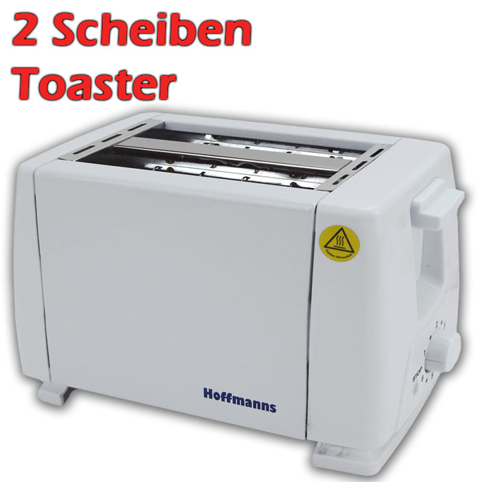 2 scheiben toaster r ster toastautomat toast sandwich. Black Bedroom Furniture Sets. Home Design Ideas