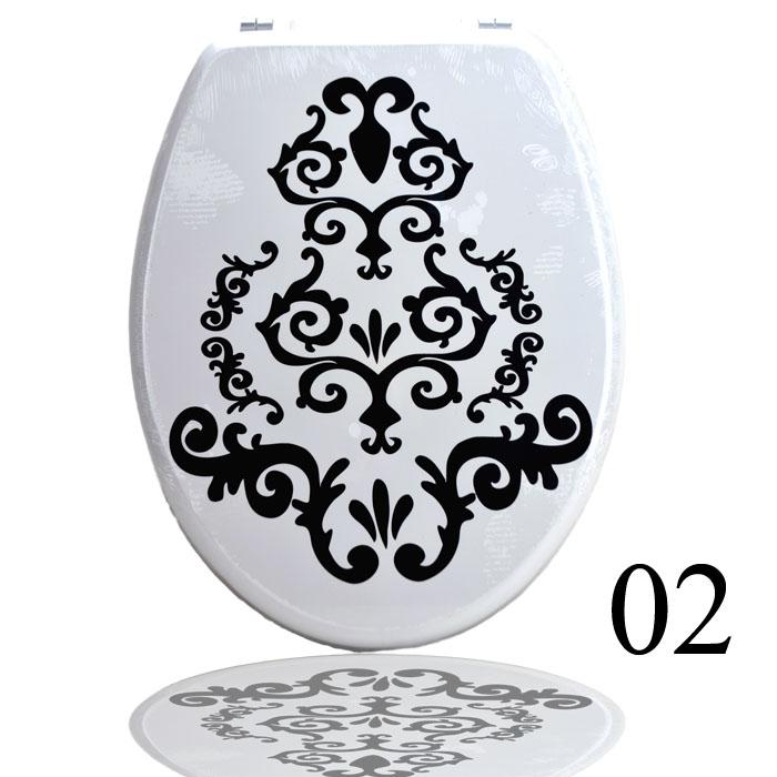 mdf toilettendeckel wc sitz wc deckel toilettensitz klobrille klodeck. Black Bedroom Furniture Sets. Home Design Ideas