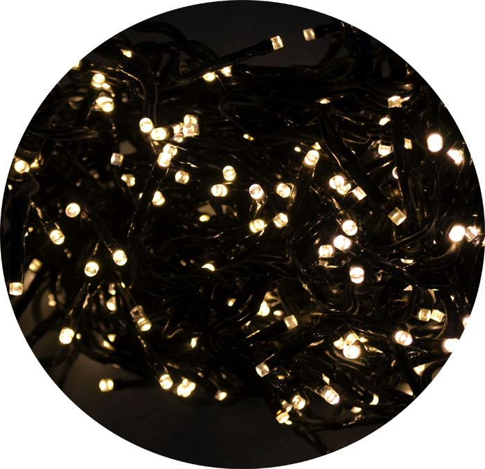 740cm lichterkette 384 led weihnachtsbeleuchtung beleuchtung weihnachten cluster 4034127766002. Black Bedroom Furniture Sets. Home Design Ideas
