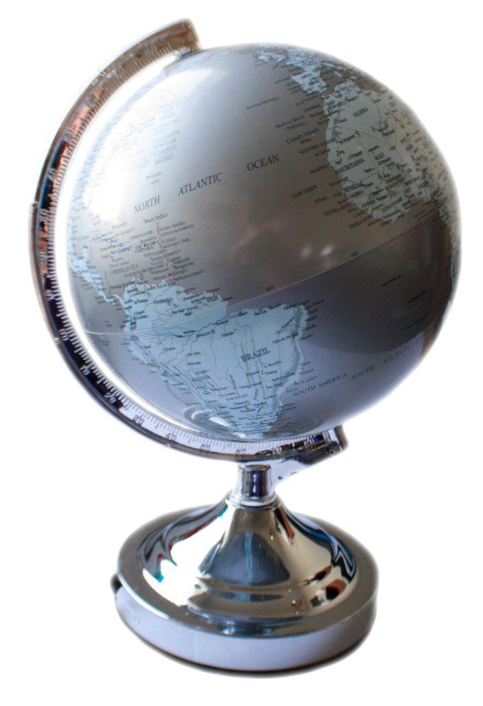 20cm globus globen erdglobus leuchtglobus weltkugel mit. Black Bedroom Furniture Sets. Home Design Ideas